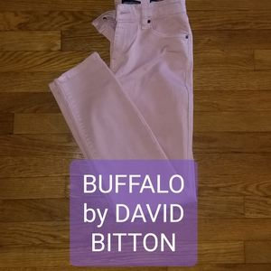 DAVID BITTON BUFFALO pink JEANS